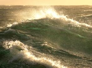 Force 8, North Atlantic