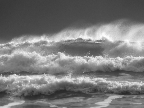 Spring storm, Islay