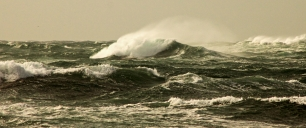Summer storm, Tiree