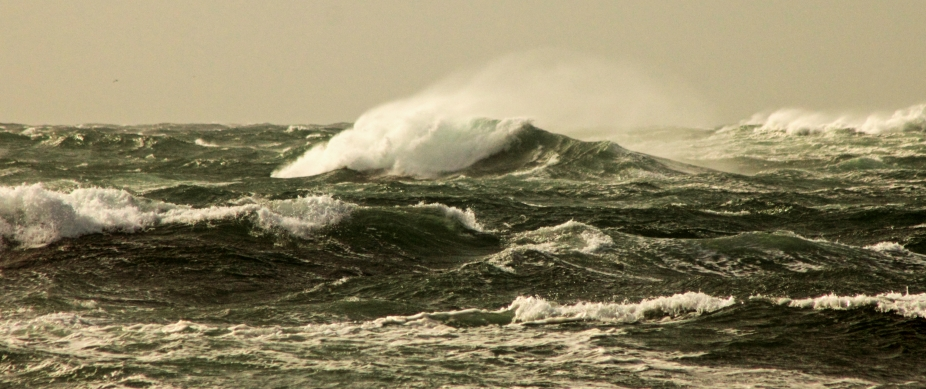 Summer storm, Tiree