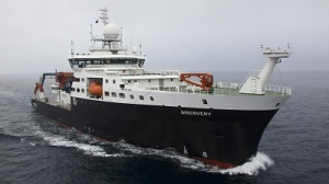 RRS Discovery (c) NERC